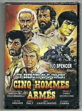 DVD - CINQ HOMMES ARMES (PETER GRAVES / BUD SPENCER) WESTERN INTROUVABLE !