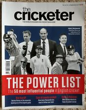 THE CRICKETER - SEPTEMBER 2017 (VOLUME 14, ISSUE 13)