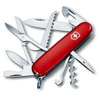 Victorinox Taschenmesser HUNTSMAN, auf Wunsch mit kostenloser Gravur