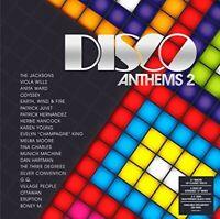 Various Artists - Disco Anthems 2 / Various [New Vinyl LP] UK - Import
