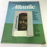 The Atlantic Magazine: April 1972 - Writing For The President by Harry McPherson