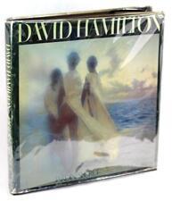 David Hamilton First Edition Jardin Secret Soft Focus Erotic Nudes Hardcover DJ