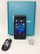 BlackBerry Z10 - Bell - Good Condition - Black