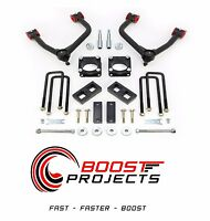"Readylift For TOYOTA TUNDRA 4"" SST LIFT KIT: 2007-2016, 2WD/4WD - 4.0""F-2.0""R"
