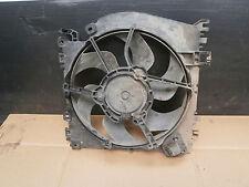 NISSAN MICRA K12 2003 1.5 DCI DIESEL RADIATOR FAN MOTOR WITH COWLING 1831441000