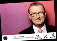 Oliver Kaczmarek Autogrammkarte Original Signiert ## BC 32567
