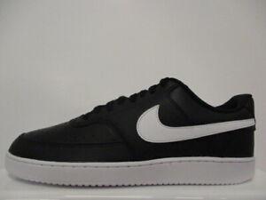 Nike Court Vision Lo Trainers Mens UK 11 US 12 EUR 46 CM 30 REF 5017 R