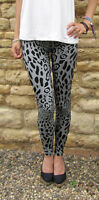 EXTRA LONG Length Knit Thick Leggings SIZE 8 10 12 14 16 18 20 22 24 26 Tall