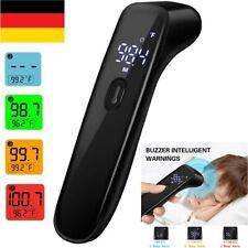 Infrarot LCD Fieberthermometer Oberflächenmessgerät kontaktlos Baby Erwachsene