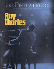 Ray Charles--2013 USA Philatelic Magazine