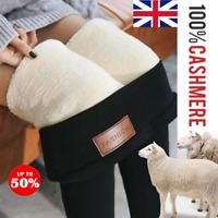Winter Tight Warm Thick Cashmere Pants High Waist Pants Warm Pants HIGH QUALITY!