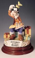 Goofy 60th Birthday Capodimonte Disney Laurenz C.O.A. Original Box