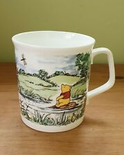 More details for royal doulton - winnie the pooh 'pooh in the river' collectors mug / cup