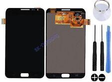 ECRAN LCD + VITRE TACTILE BLOC ASSEMBLE SAMSUNG GALAXY NOTE 1 N7000 I9220 NOIR