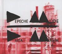 DEPECHE MODE - DELTA MACHINE  (DELUXE EDITION)  2 CD  14 TRACKS  POP  NEW+