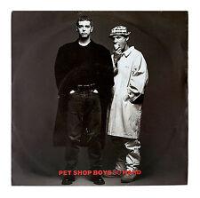 "Pet Shop Boys - So Hard - EXCELLENT - 7"" Vinyl Single"