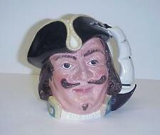 ROYAL DOULTON CAPT HENRY MORGAN CHARACTER TOBY PICHER JUG LARGE D6467