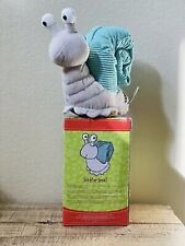 𝗥𝗘𝗧𝗜𝗥𝗘𝗗 Scentsy Buddy Sia The Snail 🐌 - New In Box
