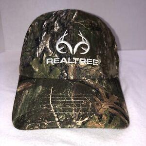 Realtree Camo Hunting Trucker Baseball Hat Cap - Snap Back