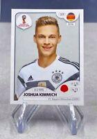 2018 Fifa World Cup Russia JOSHUA KIMMICH PINK BACK STICKER #426 BRAND NEW