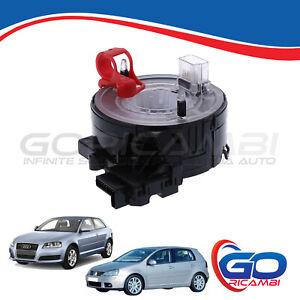 Ressort Spirale Airbag Audi A3 Seat Altea Golf VW Tiguan Contact Toronné