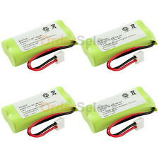 4 NEW OEM BG0028 BG028 Cordless Home Phone Rechargeable Replacement Battery Pack