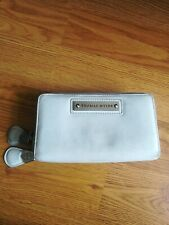 Thomas Wylde Leather Wallet light Grey