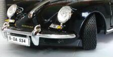 Modellini statici di auto, furgoni e camion neri Burago per Porsche