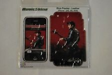 ELVIS PRESLEY LEATHER 68 COMEBACK IPHONE 3G MUSIC SKIN COVER NEW OFFICIAL RARE