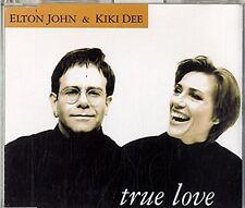 Elton John True love (1993, & Kiki Dee) [Maxi-CD]