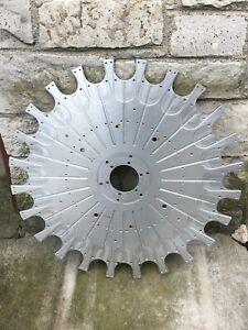 NEW OEM HAAS 40T 24 Pocket Carousel Plate Tool Disk 93-0343