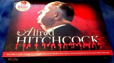 Like New Alfred Hitchcock (12 Classic Full Length Movies 10-DVDs) Free Shipping