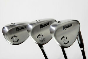 Kronus Golf Forged Wedges  Made In USA By The Iron Factory 50, 54, 58