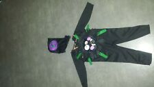 Halloween Costume Spider for Boys Or Girl 3 Years 4 Years Mint