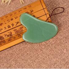Wholesale Price Natural Facial Body Gua Sha Jade Stone Guasha Easy To Use Tool