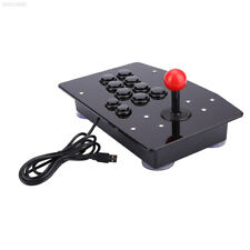 BF00 USB Arcade Fighting Stick Joystick Gaming Controller Video Game For PC D7AD