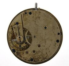 Longines Early Swiss Made Pocket Watch Movement Spares Or Repairs Z365