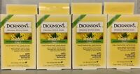 (4 PACK) Dickinson's Original Witch Hazel Refreshingly Clean Towelettes 3 Each