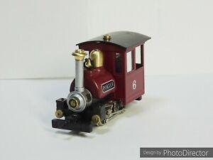 HOn30/HOe/HOn2½ (9mm) Porter Saddle Tank Steam Loco Joe Works Kit built