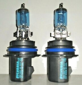 Sylvania Silverstar ZXE 9007 HB5 65/55W Two Bulbs Headlight Dual Beam Upgrade OE