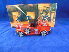 Matchbox Collectibles YFE12 1950 Ford Model A Battalion Fire Chiefs Vehicle