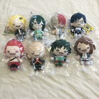 My Hero Academia Nitotan Mini Plush Doll 8 type set New From Japan F/S