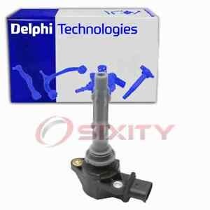 Delphi Ignition Coil for 2006-2011 Mercedes-Benz R350 3.5L V6 Wire Boot sa