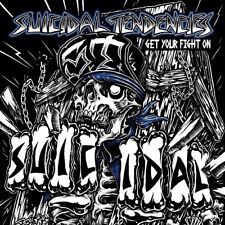 SUICIDAL TENDENCIES - GET YOUR FIGHT ON!   CD NEUF