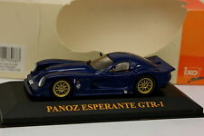 Ixo 1/43 - Panoz Esperante GTR 1 Blu