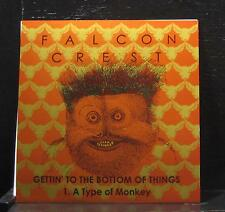 "Falcon Crest / Nils & Noodles - Getting' To The Bottom Of Things Mint- 7"" BAR015"