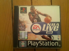 Gioco Play Station 1 PS1 NBA Live 99 Italiano EA Sport originale Usato