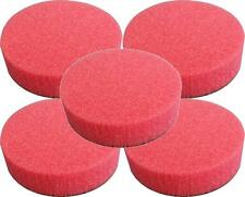 5 Pack Lake Country Hydro-Tech Crimson Foam Finishing Pad - 2 inch H2O1212-5