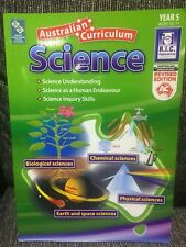 Australian Curriculum Science - Year 5 by RIC Publications Pty Ltd(Book)