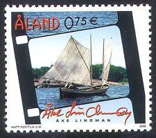 Aland 2006 Films/Cinema/Sailing Ship/Boats/Nautical/Transport 1v (n41541)